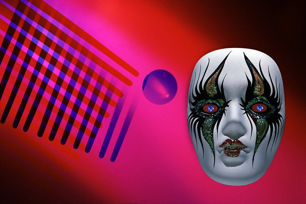Mask 1 by DaveBassett