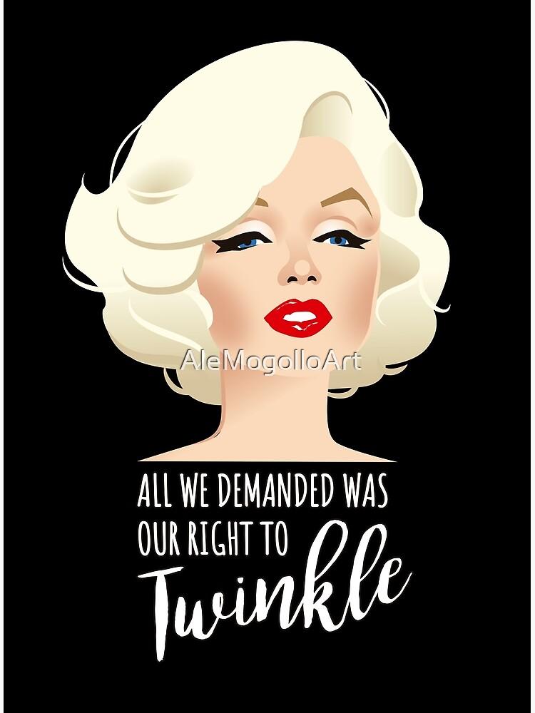 Twinkle by AleMogolloArt