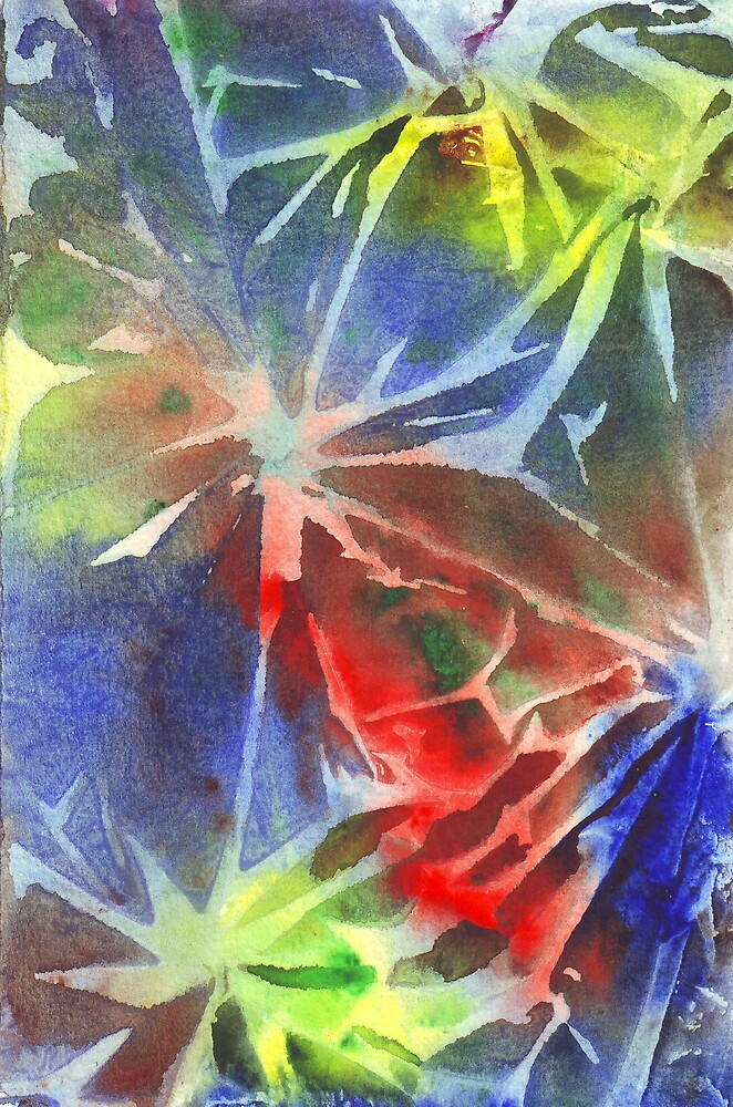 Starflowers by amira