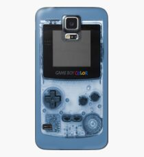 Gameboy Blue Case/Skin for Samsung Galaxy