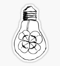 Lucky Light Sticker
