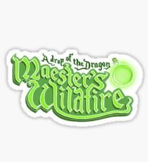 Maester's Wildfire Sticker