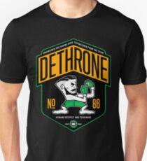 Conor Mcgregor Dethrone T-Shirt