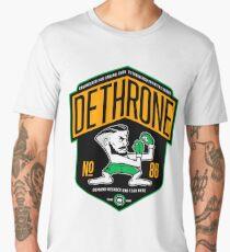 Conor Mcgregor Dethrone Men's Premium T-Shirt