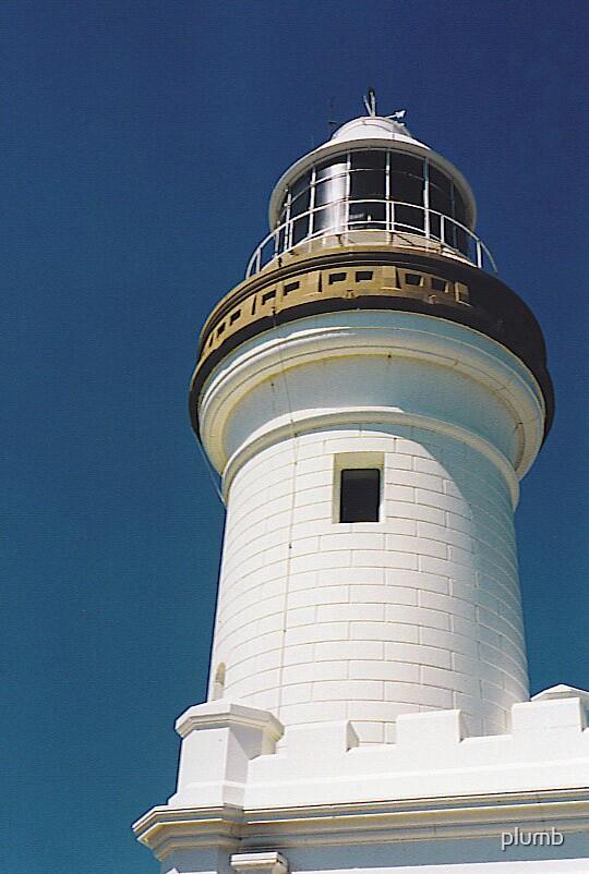 Byron Bay Lighthouse by plumb