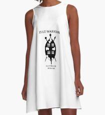 Zulu Warrior A-Line Dress