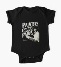 Bob Ross - Painters Gonna Paint Kids Clothes