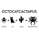 Octocatcactapus by Stephen Wildish