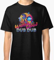 Rick et Morty Neon T-shirt classique