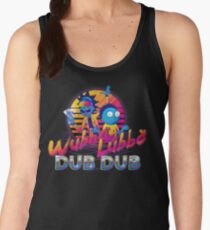 Rick and Morty Neon Women's Tank Top