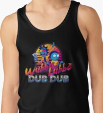 Rick and Morty Neon Tank Top