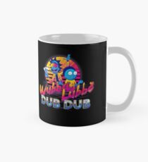 Rick and Morty Neon Mug