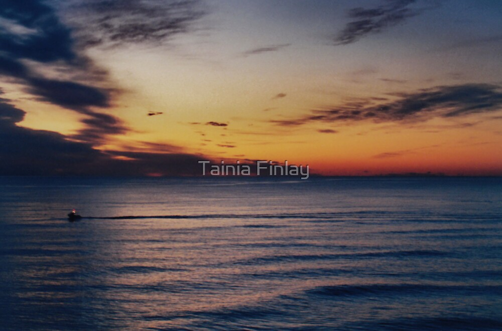 Morning has Broken by Tainia Finlay