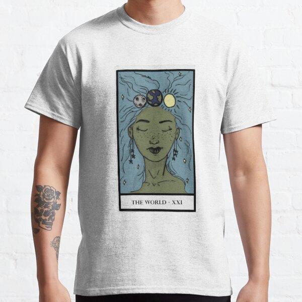 The World Tarot  Classic T-Shirt