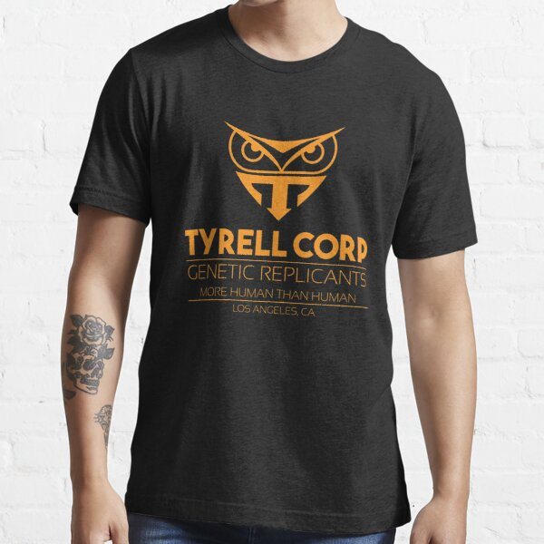 Tyrell Genetic Replicants Essential T-Shirt