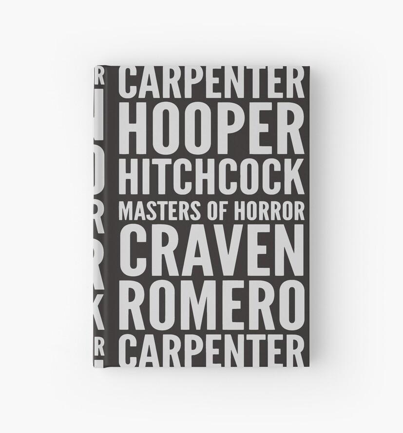 Masters Of Horror  by LoBsGraveyard