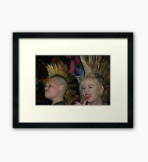 Kid Punx Framed Print