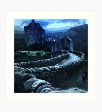 Return to the Dark Tower Art Print