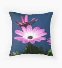 """"""" Flower Power """" Throw Pillow"""