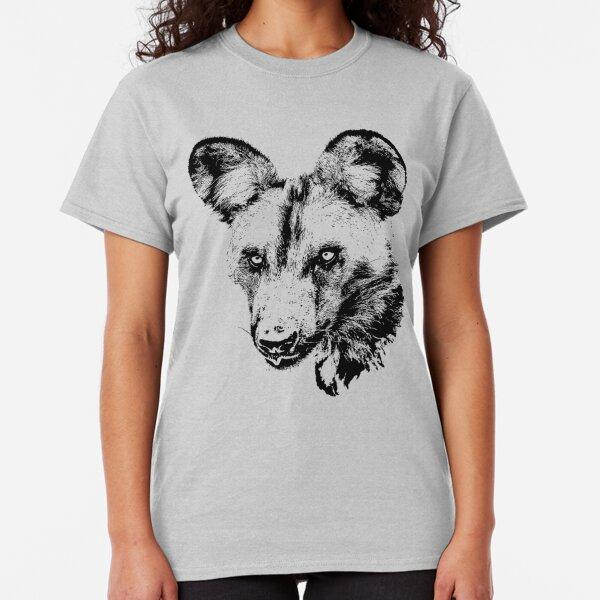 African Wild Dog | African Wildlife Classic T-Shirt