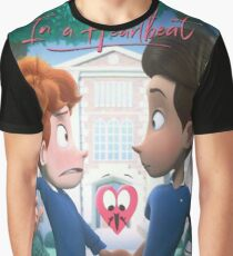 in a heartbeat Graphic T-Shirt