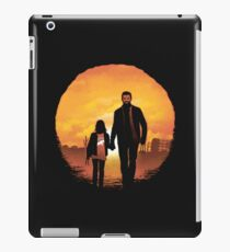 Logan & Laura iPad Case/Skin