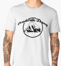 Prostrate Thyself Men's Premium T-Shirt