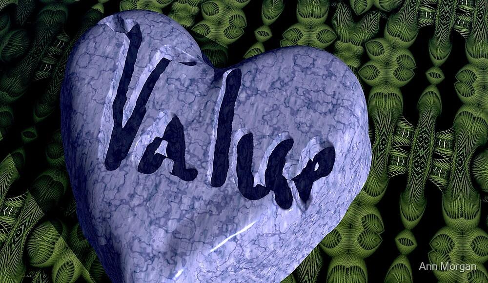 Value by Ann Morgan