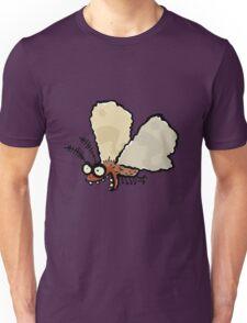 Melli, the mean moth Unisex T-Shirt
