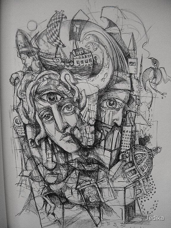 Faces by Jedika