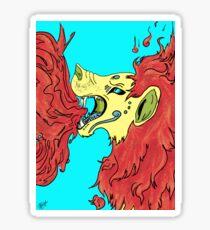 Sundance Lion Sticker