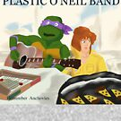 Give Pizza Chance - Plastic O'Neil Band by r-edgar-hoover