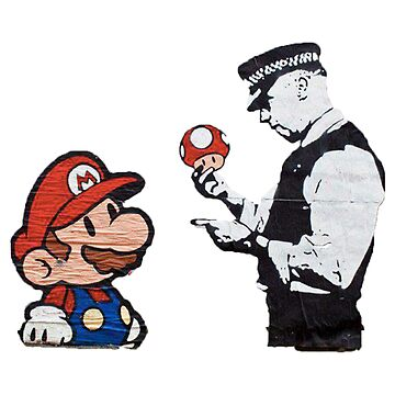 Mario Caught by BitSweeper