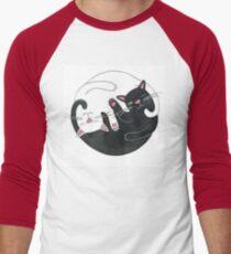 Kitten Yin Yang T-Shirt