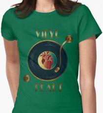 Vinyl Heart T-Shirt