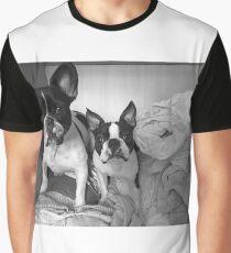 Bulldog & Terrier Graphic T-Shirt
