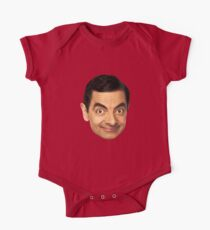 MR Bean Baby Body Kurzarm