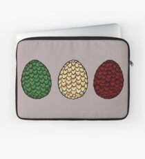 Game of Thrones dragon eggs Laptop Sleeve
