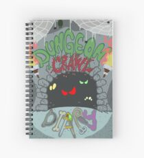 Dungeon Crawl Diary Spiral Notebook