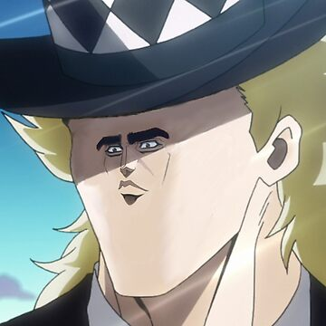 JoJo's Bizarre Adventure Speedwagon meme by JoeJoestar