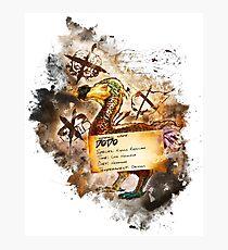 Dodo Photographic Print