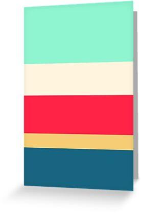 Decor IV (Invert) [iPhone / iPad / iPod Case] by Damienne Bingham