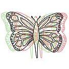 Butterfly 3D by RogueGear
