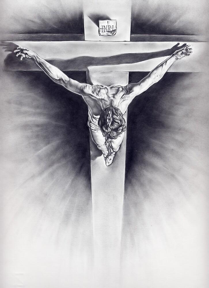 Cristo-Dalì by ClaM