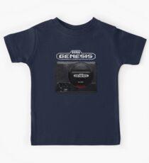 Vintage Genesis 16 Bit V01 Kids Tee