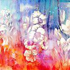 LIGHTEN FLOWERS by Tammera