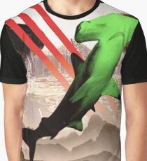 Green Hammerhead Graphic T-Shirt