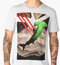 Green Hammerhead Men's Premium T-Shirt
