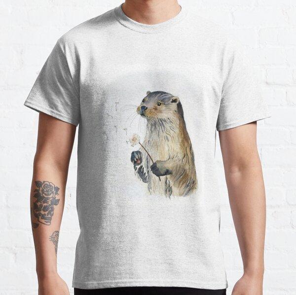 Wishing Otter Classic T-Shirt
