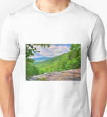 Glenn Falls Nantahala National Forest NC Unisex T-Shirt
